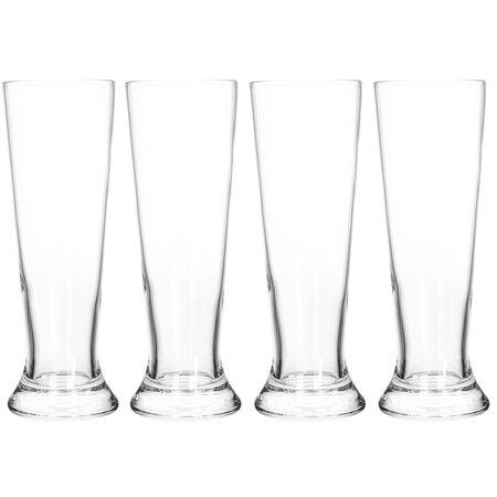 Sada pivných pohárov Excellent 400 ml, 4 ks