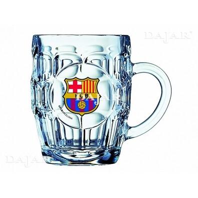 Sklenice FC Barcelona 0,5 l