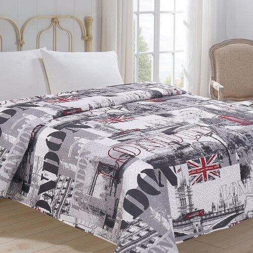 Jahu Přehoz na postel London, 220 x 240 cm