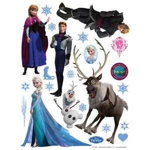 AG Art Samolepicí dekorace Ledové království