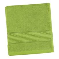 Ręcznik Kamilka Pasek oliwkowy