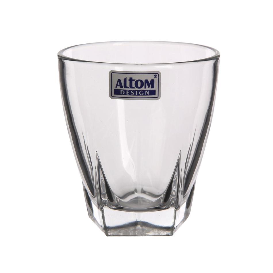 Altom Sada sklenic na whisky John 260 ml, 6 ks