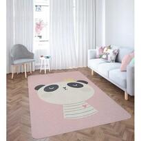Domarex Dywan piankowy dla dzieci Panda, 120 x 160 cm