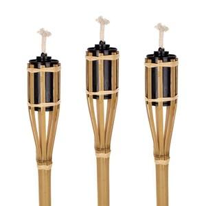 Bambusové louče 60 cm 3 kusy
