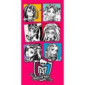 Osuška Monster High Beauty, 75 x 150 cm