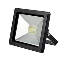Solight WM-20W-G LED venkovní reflektor Slim, černá