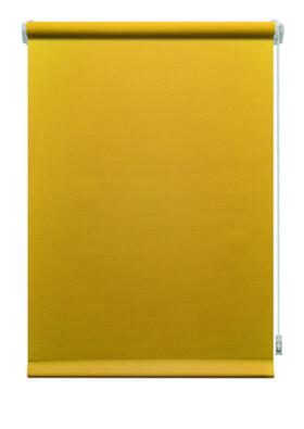 Roleta mini Aria žlutá, 72,5 x 150 cm