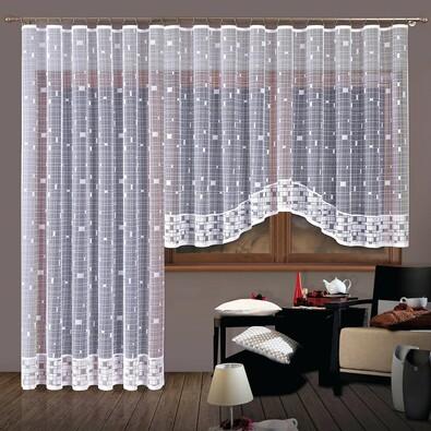 Záclona Valéria, 200 x 250 cm