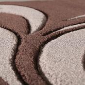 Kusový koberec Hawaii 1320 Brown, 80 x 300 cm