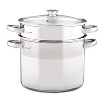 Lamart LT222417 Pasta tésztafőző edény, 8 liter