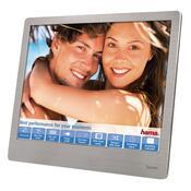 Digitální fotorámeček Steel Basic 20,32 stříbrná