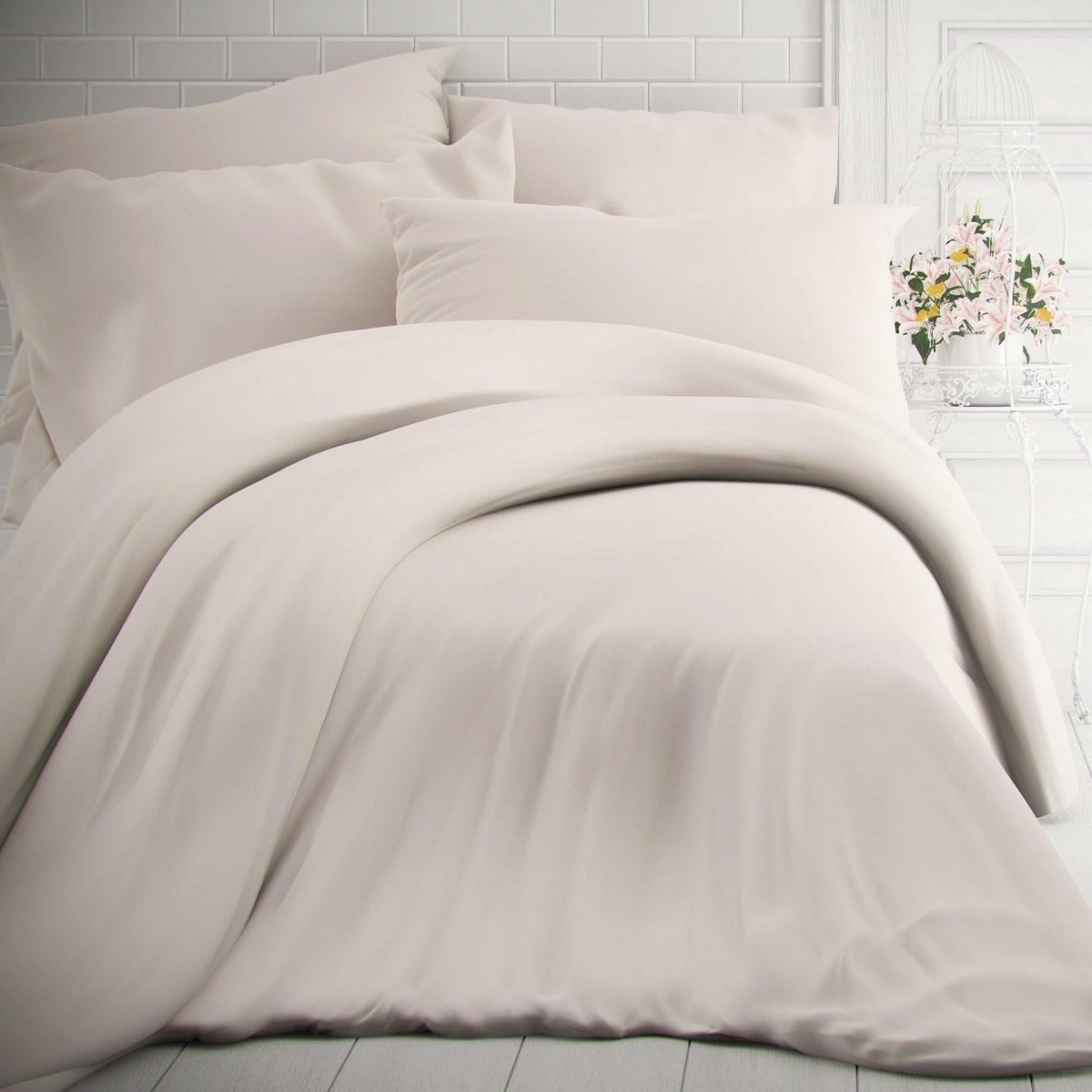 Kvalitex Bavlnené obliečky biela
