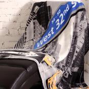 Deka My Style NY taxi, 130 x 160 cm