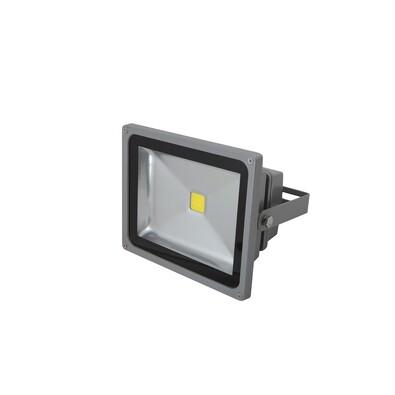 LEDMED COB LED VANA venkovní reflektorové svítidlo 20W, aluminium neutrální