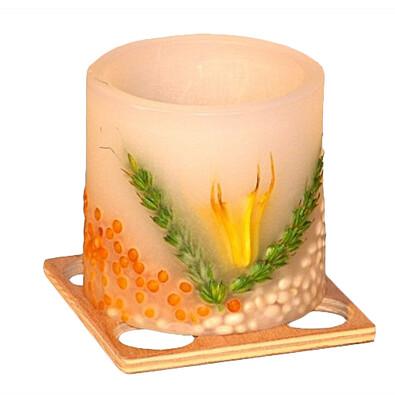 Vonný lampion na čajovou svíčku s vůní vanilky