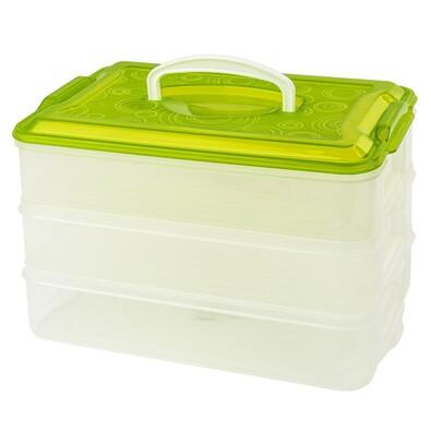 4Home Přenosný box na potraviny velký