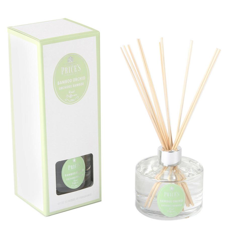 Price´s bytový difuzér bambusová orchidej 250 ml,