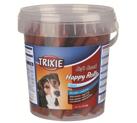 Trixie Soft Snack Happy Rolls tyčinky s lososem, k