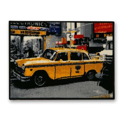 Venkovní rohožka New York Taxi, 50 x 70 cm