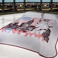 New York ágytakaró, 240 x 260 cm