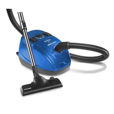 Concept VP-8024 FIESTA sáčkový vysavač modrá