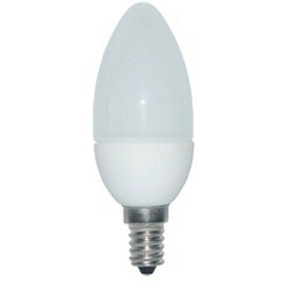 Žiarovka LED,  sviečka, 4.5 W, Solight