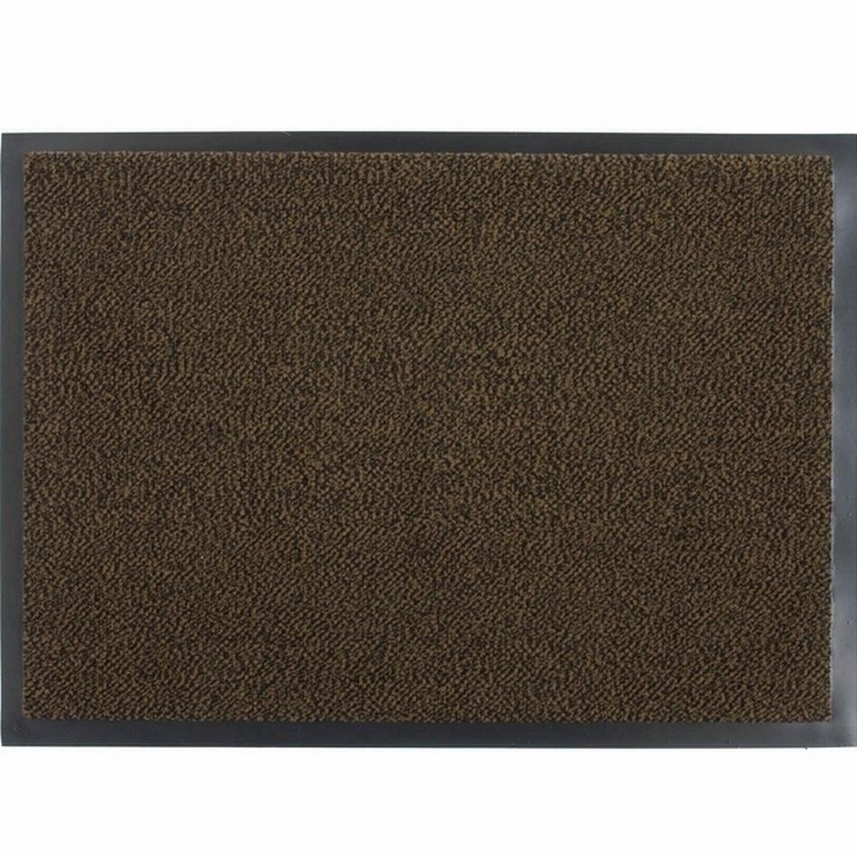 Levně Vopi Vnitřní rohožka Mars hnědá 549/017, 80 x 120 cm