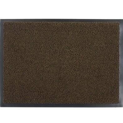 Vnitřní rohožka Mars hnědá 549/017, 90 x 150 cm
