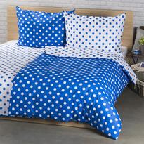 Lenjerie pat 1 pers.4Home Buline albastru, bumbac  , 160 x 200 cm, 70 x 80 cm