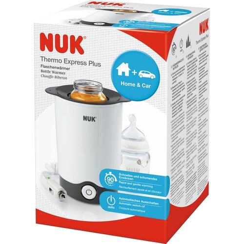 NUK Elektrický ohřívač na kojenecké láhve THERMO EXPRESS PLUS