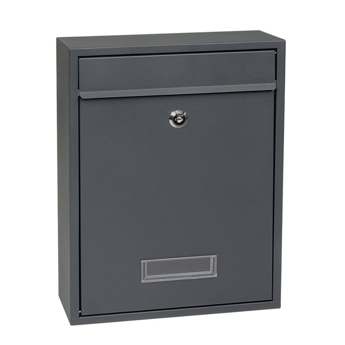 Poštová oceľová schránka BK.240.AM