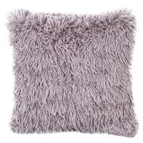 Povlak na polštářek Chlupáč Peluto Uni šedá, 40 x 40 cm