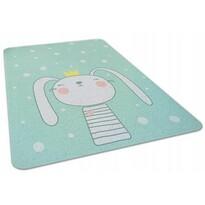 Domarex Detský penový koberec Bunny, 120 x 60 cm