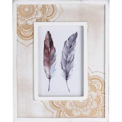 Fotorámeček Ornamento, 19 x 24 cm