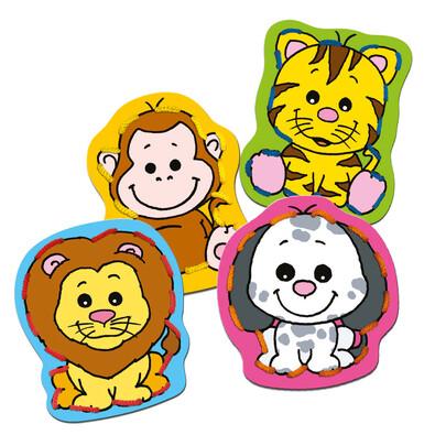 Bino Állatkák Ügyességi játék