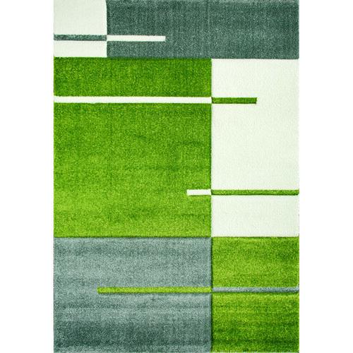 Hawaii 1310/01 green darabszőnyeg 120 x 170 cm