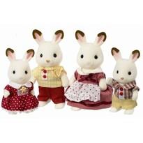 """Sylvanian families 4150 rodzina """"Chocolate"""" królików"""