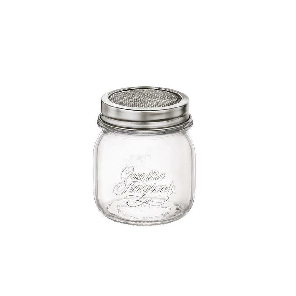 Bormioli Rocco Skleněná cukřenka Genietti, 250 ml