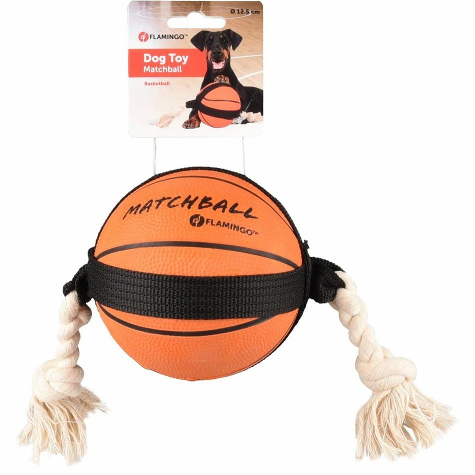Flamingo Akční basketballový míček 12,5 cm