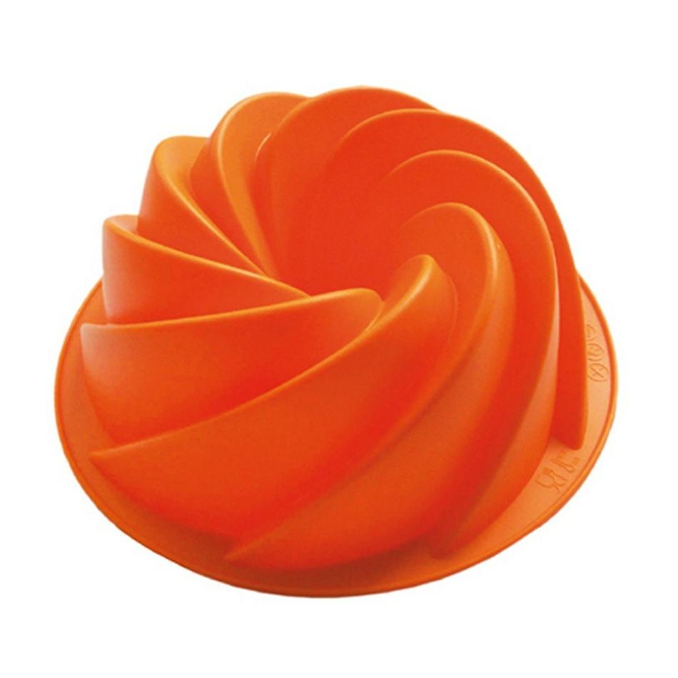 FLOWER silikónová forma bábovka