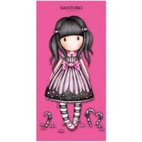 Santoro London Gorjuss 8822 törölköző, 70 x 140 cm