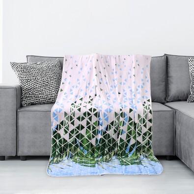 Pătură AmeliaHome Explosion, 150 x 200 cm
