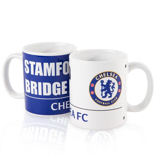FC Chelsea Kerámia bögrék 350 ml 2 db-os csomagolás