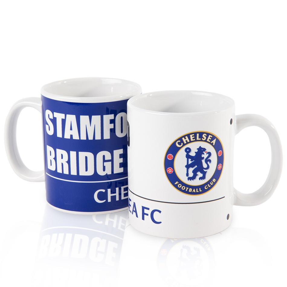 FC Chelsea Keramické hrnky 350 ml balení 2 kusy