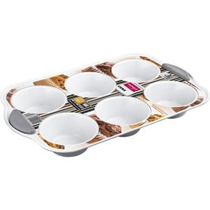 Lamart CERA forma na 6 muffinů 28,5 x 17,6 cm