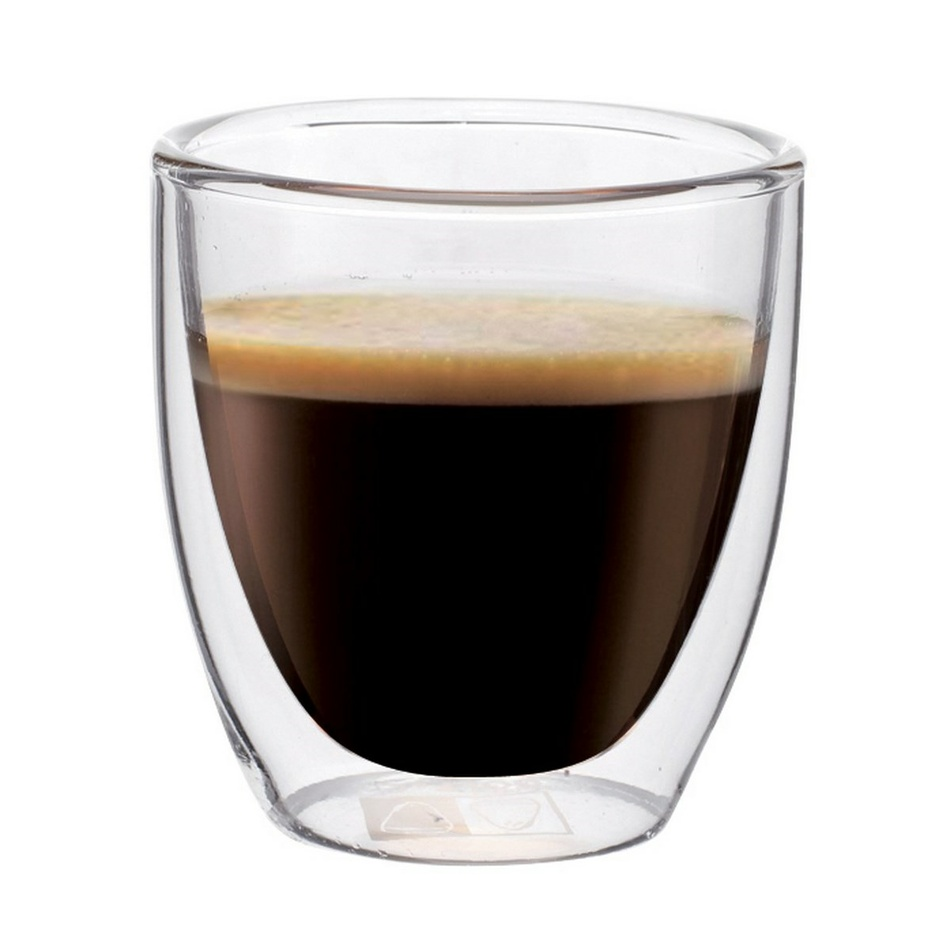 """2dielna sada pohárov Maxxo """"Espresso"""" 80ml,"""