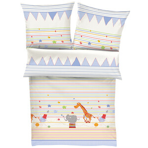 s.Oliver dětské bavlněné povlečení do postýlky  4107/100, 100 x 135 cm, 40 x 60 cm