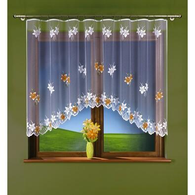 Záclona Klára, 250 x 120 cm