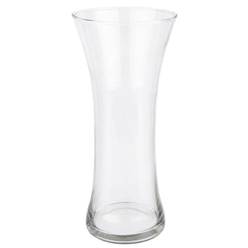 Vază din sticlă Ella, 27 cm