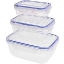 Set doze alimente Koopman Daisy, din plastic, 3 buc.